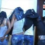 Prostituate reținute de Poliția locală București și popularizate la știri