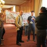 Interviul de după vot - Mihail Bumbeș și Adrian Sorescu