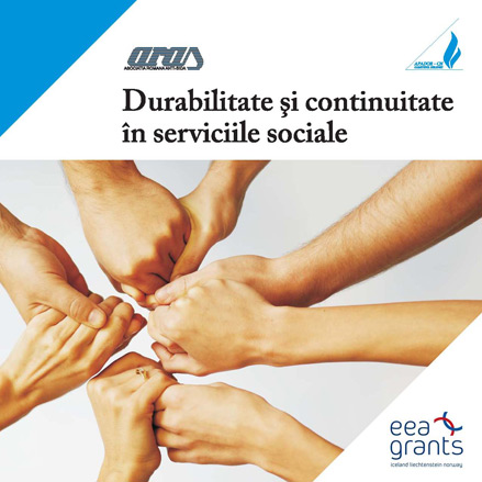 Raport  Durabilitate si continuitate in serviciile sociale