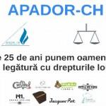 APADOR-CH 25 years report