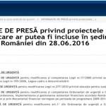 Câte situații de urgență au fost azi în România, 18? Și câte zeci de legi vor fi modificate de guvern sub acest pretext?
